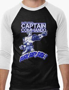 The Captain 02 Men's Baseball ¾ T-Shirt