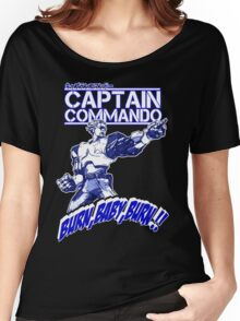 The Captain 02 Women's Relaxed Fit T-Shirt