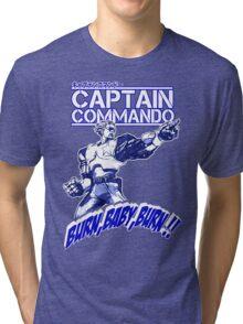 The Captain 02 Tri-blend T-Shirt