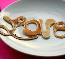 Pancake Love. by x99elledge