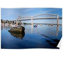 Tamar Bridges  Poster