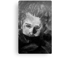 'James Dean' Canvas Print