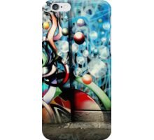 The Bubbly Back Door iPhone Case/Skin