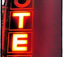 Motel by Cyn Piromalli