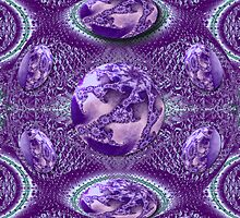 Purple universe by CanDuCreations