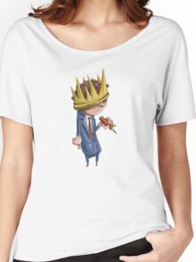 Prince of the Pencil Women's Relaxed Fit T-Shirt
