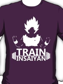 Train Insaiyan T-Shirt
