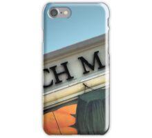 French Market iPhone Case/Skin