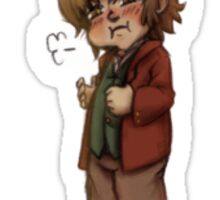 Chubby Master Baggins Sticker