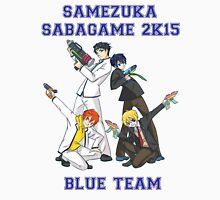 Samezuka SabaGame 2k15 - Blue Team Unisex T-Shirt