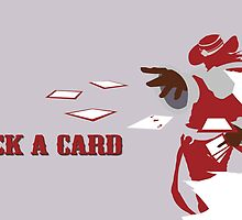 Twisted Fate, The Card Master - Pick A Card by BlkSheep93