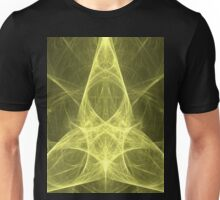 Ever-Flowing Spirit of the Infinite Triange | Fractal Art by Douglas Fresh Unisex T-Shirt