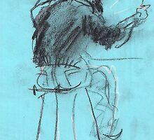 GOOD OLD PHIL THE PAINTER(C1999) by Paul Romanowski