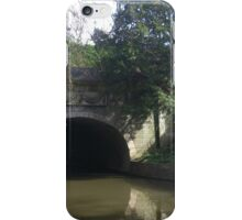 Tunnel of Bath iPhone Case/Skin