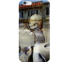 No Parking Pinhead iPhone Case/Skin