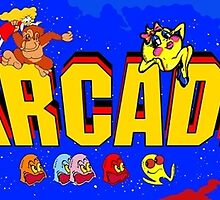 ARCADE! by Uxas