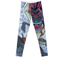 Witch Doctor Leggings