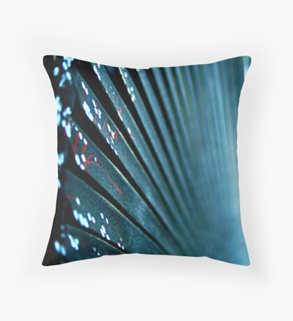 Oriental Lines Throw Pillow