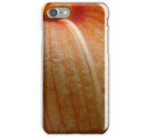 Peachie Orange iPhone Case/Skin