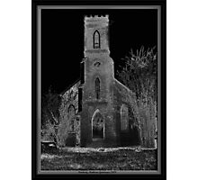 Old Gothic Church Photographic Print
