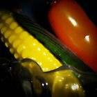 Vege in glass by ArtBee
