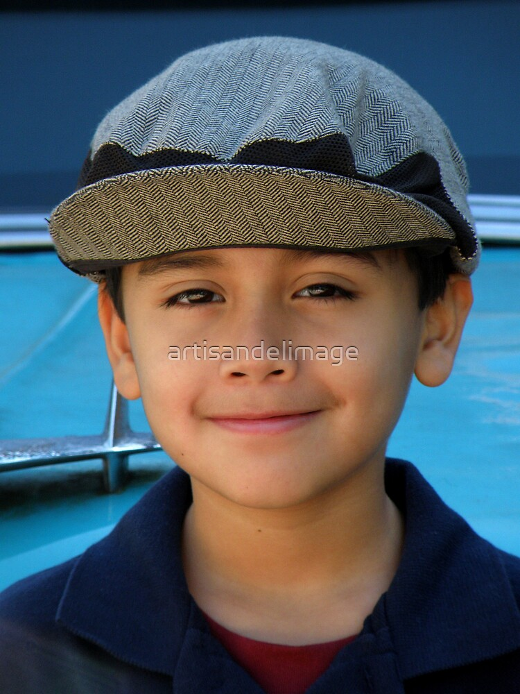 Portrait Of A Son by artisandelimage