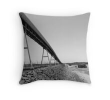 view of  Port Hedland  Throw Pillow