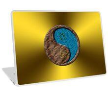 Taurus & Dragon Yang Water Laptop Skin
