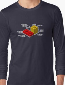 LEGO Dimensions Long Sleeve T-Shirt