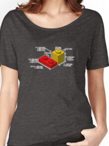 LEGO Dimensions Women's Relaxed Fit T-Shirt