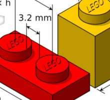 LEGO Dimensions Sticker