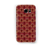 60's Patterns 3 Samsung Galaxy Case/Skin
