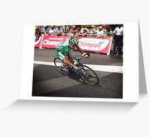 TOUR DE FRANCE 2008 Greeting Card