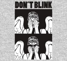 Don't Blink by uselessmachine