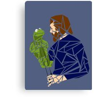The Muppet Master Canvas Print