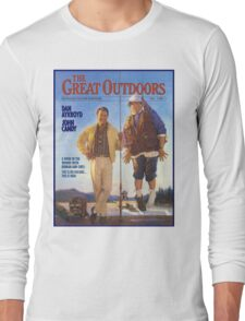 THE GREAT OUTDOORS (1988) Long Sleeve T-Shirt
