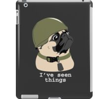 Pug of War iPad Case/Skin