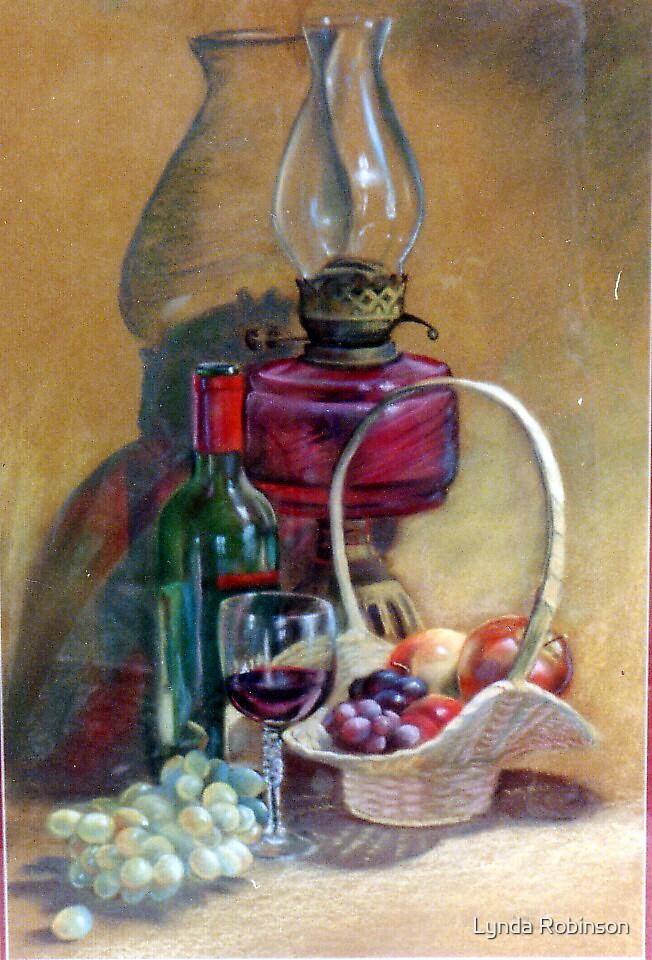 Fruit & Wine by Lynda Robinson