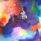 St. Paul's Cathedral by Tezz