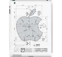 Apple Construction Dimensions iPad Case/Skin