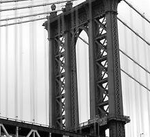 Manhattan Bridge by Carmen Taylor
