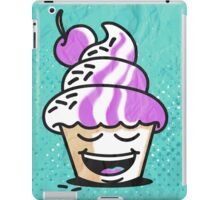 just another cupcake iPad Case/Skin