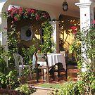 Breakfast in an Antigua B&B by Pat Yager