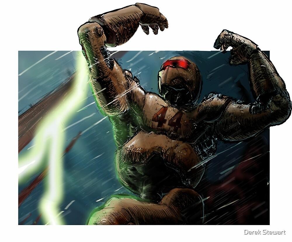 Thunder and Rust! by Derek Stewart
