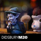 DISSBURY M20 - 15 by exvista