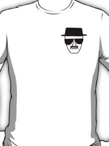 HEISENBERG ON YOUR HEART T-Shirt