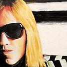 Tom Petty by Karen Yee