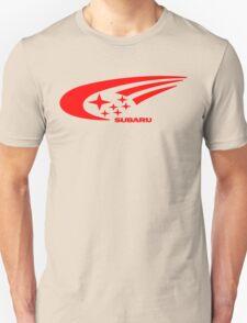 Subaru Funny Geek Nerd Unisex T-Shirt