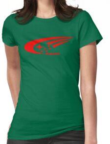 Subaru Funny Geek Nerd Womens Fitted T-Shirt