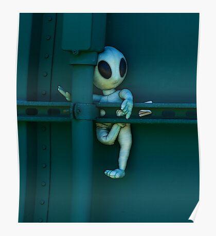 Little Lost Alien Poster